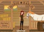 Одеваем лошадь и ее хозяйку