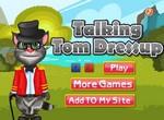 Одевалка Говорящего кота Тома