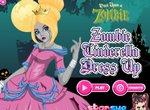 Одевалка зомби принцессы Золушки