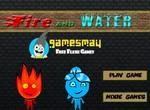 Огонь и Вода в походе за кристаллами