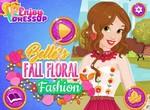 Осенний стиль принцессы Белль
