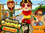 Пазл: Subway Surfers в Пекине