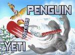 Пингвинчик против йети