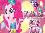 Пинки Пай собирается на вечеринку