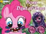 Пинки Пай у дантиста