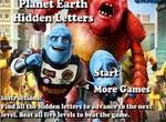 Побег с планеты Земля: Спрятанные буквы