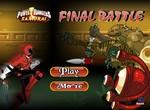 Последняя битва Могучих рейнджеров