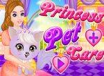 Позаботься о питомце принцессы