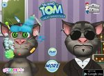 Преображение говорящего кота Тома
