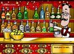 Прикольные коктейли от бармена