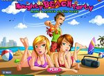 Приколы на пляжной вечеринке