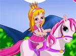 Принцесса да пони