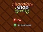Продавец необычного шоколада