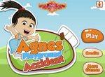 Происшествие с Агнес на детской площадке