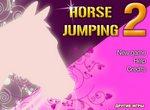 Прыжки через барьеры на лошадях 2