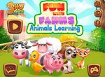 Развлечение и обучение на ферме