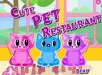 Ресторан для милых зверят