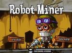 Робот в золотой шахте