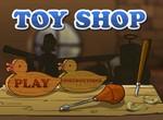 Сбор игрушек в мастерской