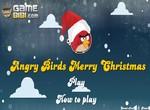 Счастливое Рождество с сердитыми птичками