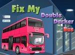 Собери свой двухэтажный автобус