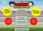 Спортивные головы: Футбол на двоих