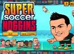 Спортивные головы в супер футболе