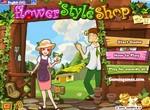 Стильный цветочный магазин Эмми
