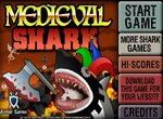 Страшная средневековая акула