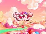 Стрельба конфетными пузырьками