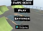 Свайп скейтборд 3D