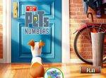 Тайная жизнь домашних животных: Найдите цифры