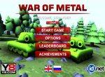 Танки на троих: Война металла