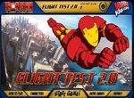 Тестовый полет Железного человека