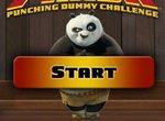 Тренировка Кунг Фу Панды