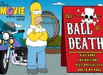 Трюки Симпсона в шаре смерти