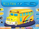 Тюнингуй школьный автобус
