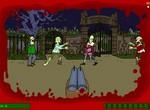Убей зомби Спрингфилда