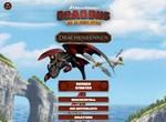 Удивительный полет на драконе