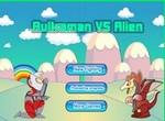 Ультрамен против инопланетян