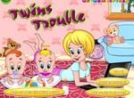 Уход за проблемными двойняшками
