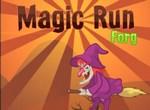 Волшебный побег от злой ведьмы