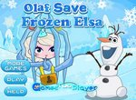 Холодное сердце: Снеговики спасают Эльзу