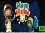 Зак и Кряк летают на ракете