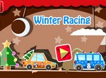Зимняя веселая гонка
