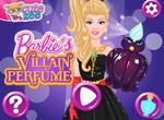 Злодейский парфюм от Барби