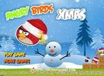 Злые птички празднуют Рождество